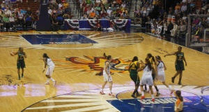 Connecticut Sun vs. Seattle Storm
