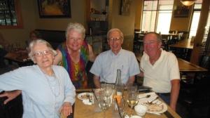Pat, Chris, Harold, Ed