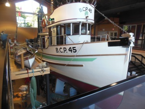 BCP-45 at Maritime Heritage m useum