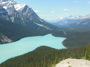 Peyto Lake, another look