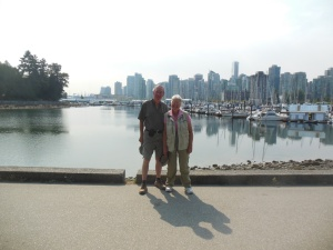 At sea walk, Stanley Park