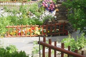 Cascade in Time Garden