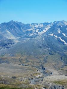 Eruption area