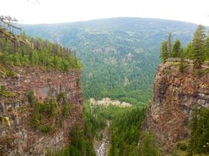 Spahats Falls