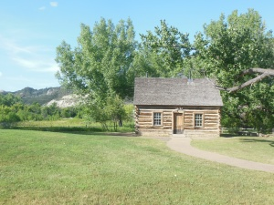 Roosevelts cabin