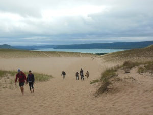 Dune Hill Climb, 2nd phase