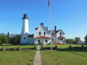 Point  Iroquis  Lighthouse