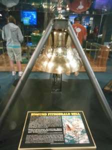 Bell from Edmund Fitzgerald