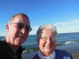 At Lake Superior