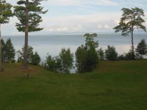 View from La Rose Wellness Retreat