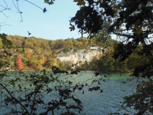 Cliffs of Ha Ha Tonka State Park