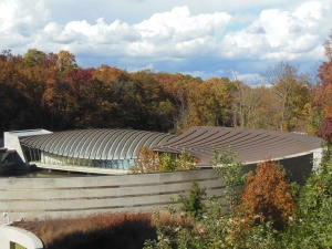 Crystal Bridges Art Museum in Bentonville, AR