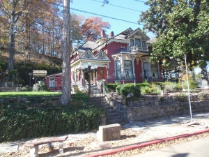 Eureka Springs home
