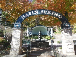One of the major springs in ES