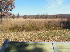 Bloody Hill at Wilson's Creek National Battlefield