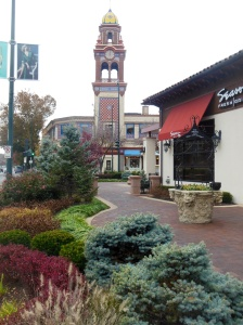 The Time Tower at Country Club Plaza