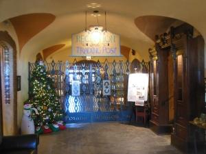 La Posada entrance way