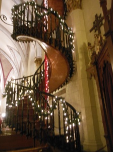 Staircase at Loretto Chapel