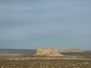 Enchanted Mesa from Acoma