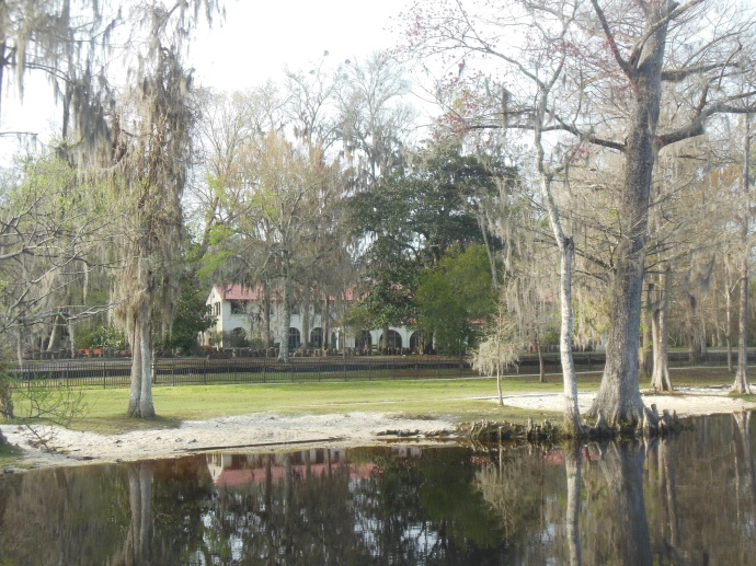 Lodge at Wakulla Springs