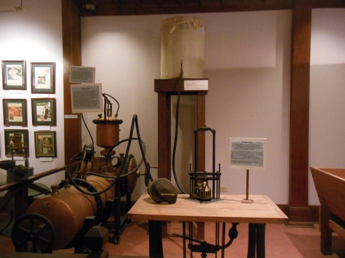 early bottling process