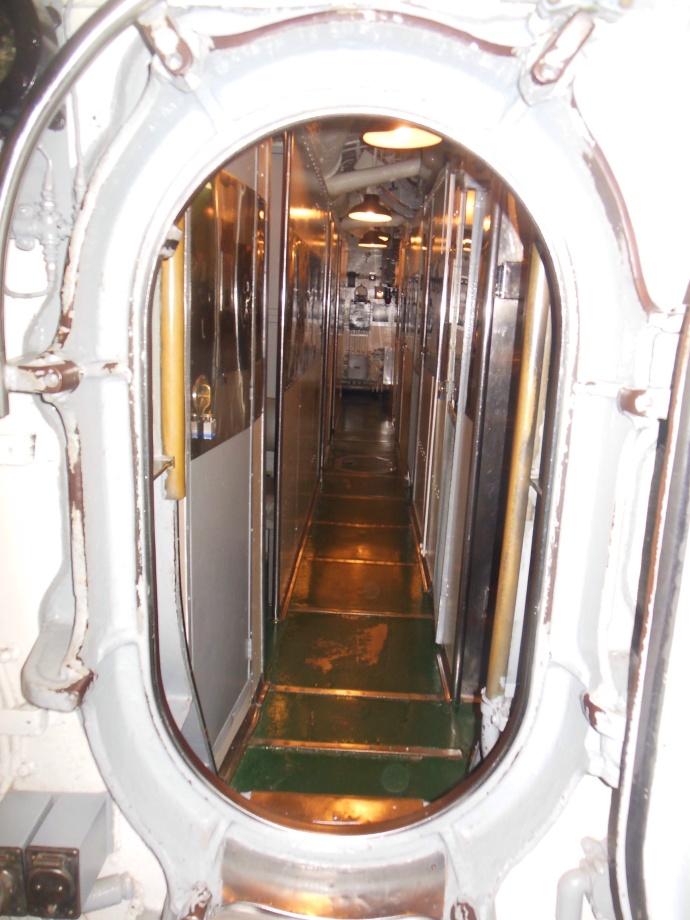 sub interior  corridor