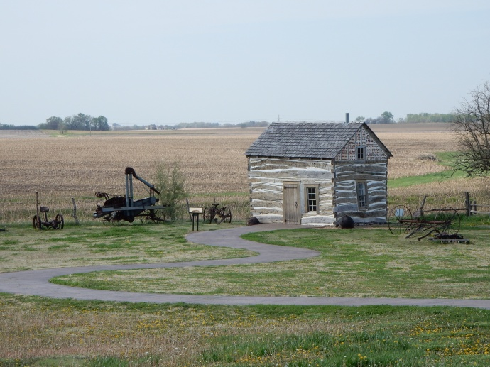 Daniel Freeman cabin