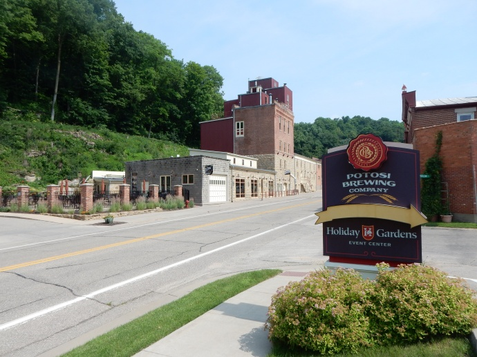 Potosi Brewery and Museum