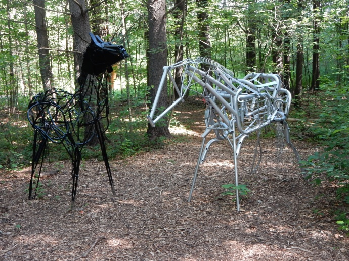 Stevens Point Sculpture Park
