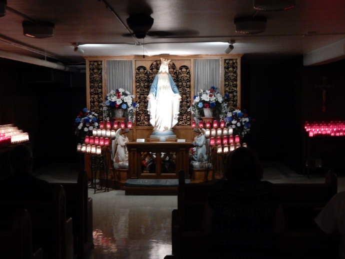 Our Lady of Good Help Shrine