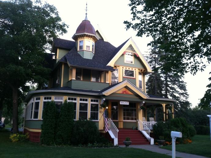 Waller House B & B in Little Falls MN