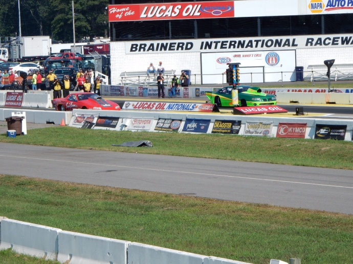 Brainerd International Speedway