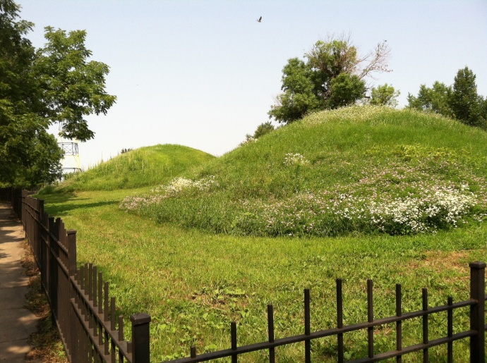 Indian Mounds Park in St. Paul