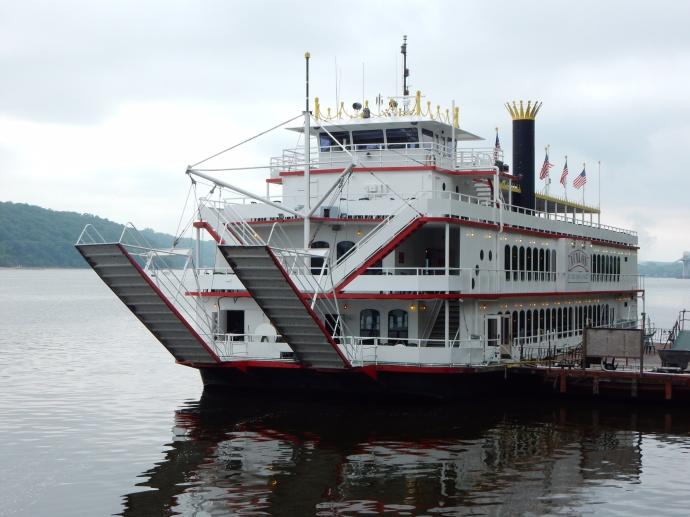 Jubilee II on the St.  Croix River