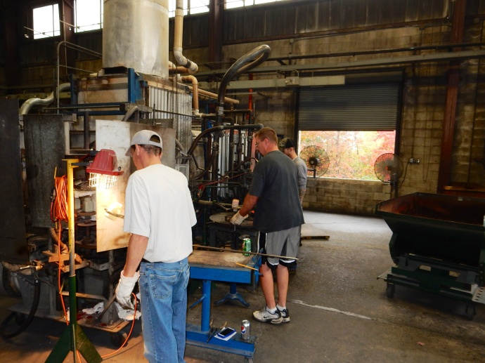 Musser Glass in Cambridge OH
