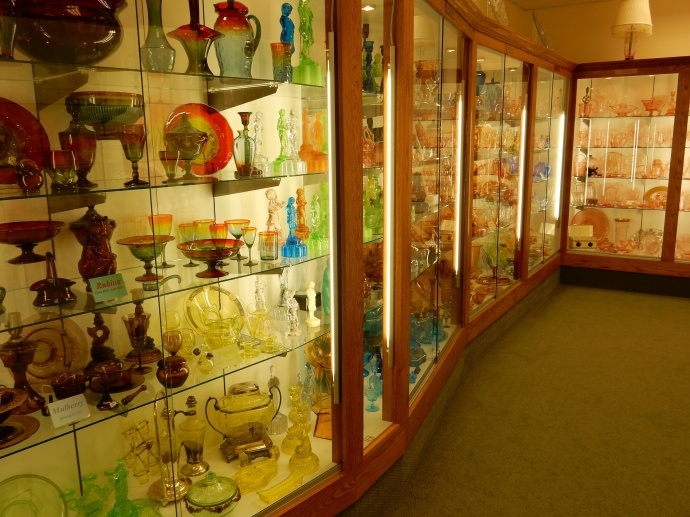 Cambridge Glass Museum