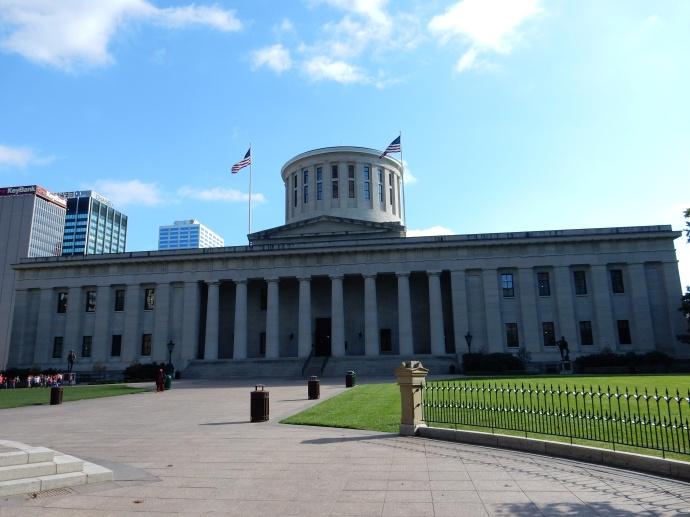 Ohio's State Capitol