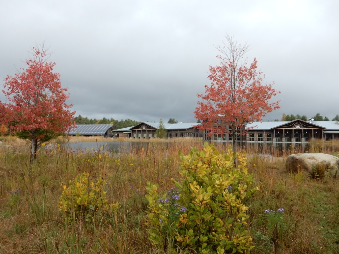 The Wild Center in Tupper Lake NY