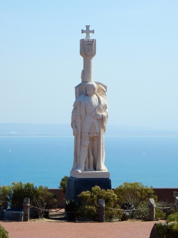 Statue of Juan Cabrillo
