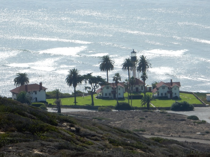 New Point Loma lighthouse
