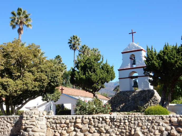 San Antonio de Pala Mission church