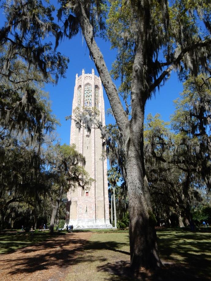 """The Singing Tower"", carillon at Bok Tower Gardens"