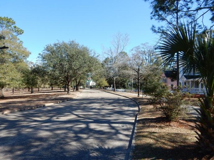Street view of Lake Drive in DeFuniak Springs