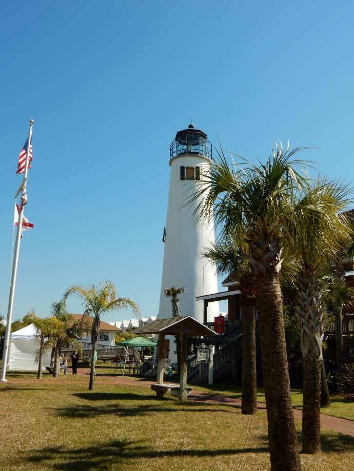 St. George Island Lighthouse