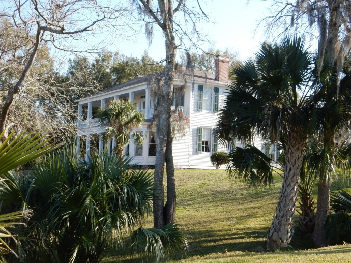 Orman House State Park in Apalachicola