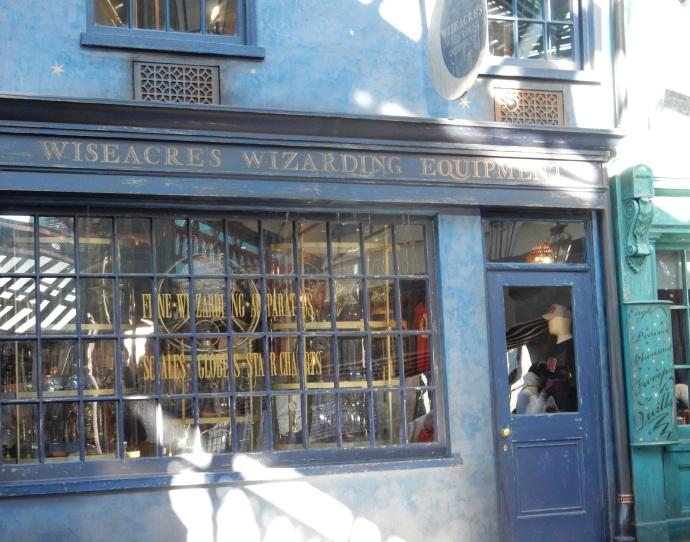Diagon Alley store