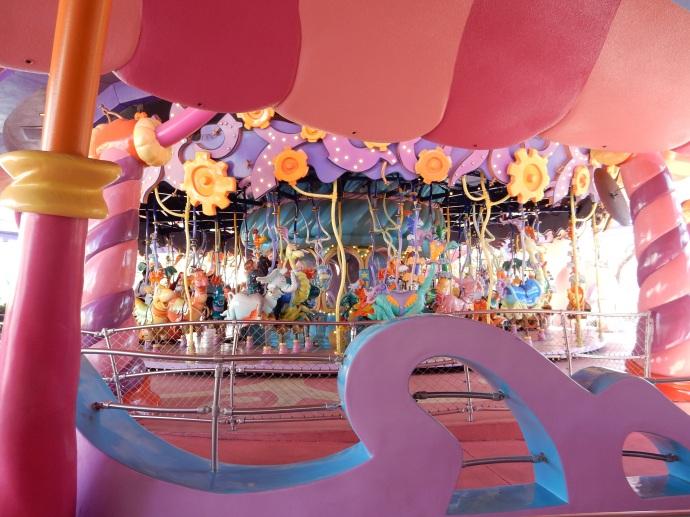 The Caro-Seuss-el at Islands of Adventure