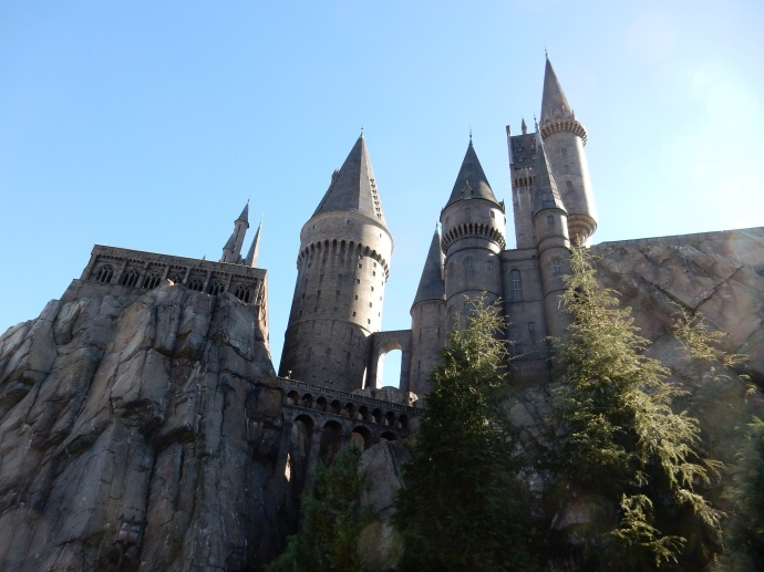 Hogwarts at Islands of Adventure
