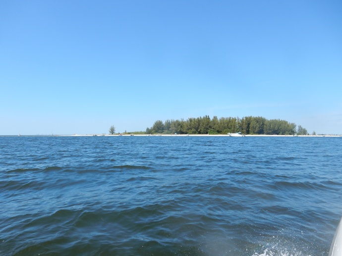 Pine Island in Tampa Bay