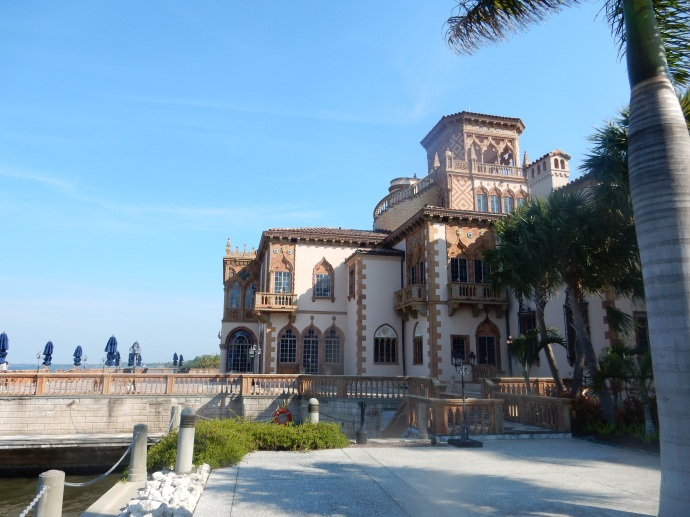 The Ringling mansion, Ca'  d'Zan